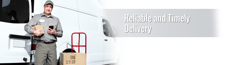 Reliable drop shipping coming with timely delivery